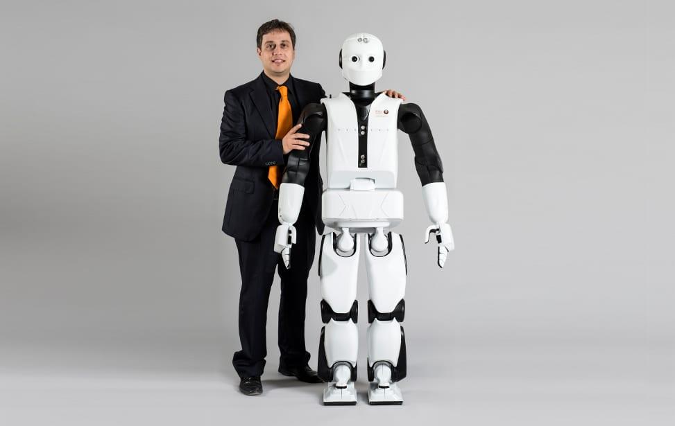 REEM – Το Ανθρωποειδές Robot