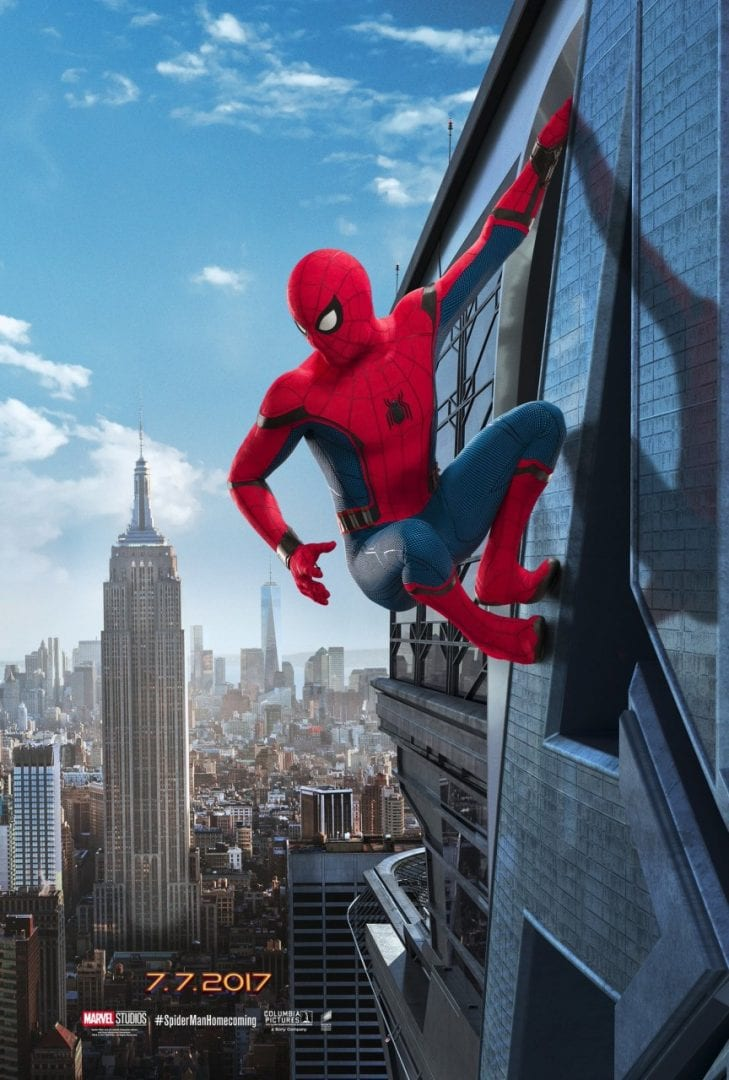 Spider-Man: Homecoming – Official Trailer #3