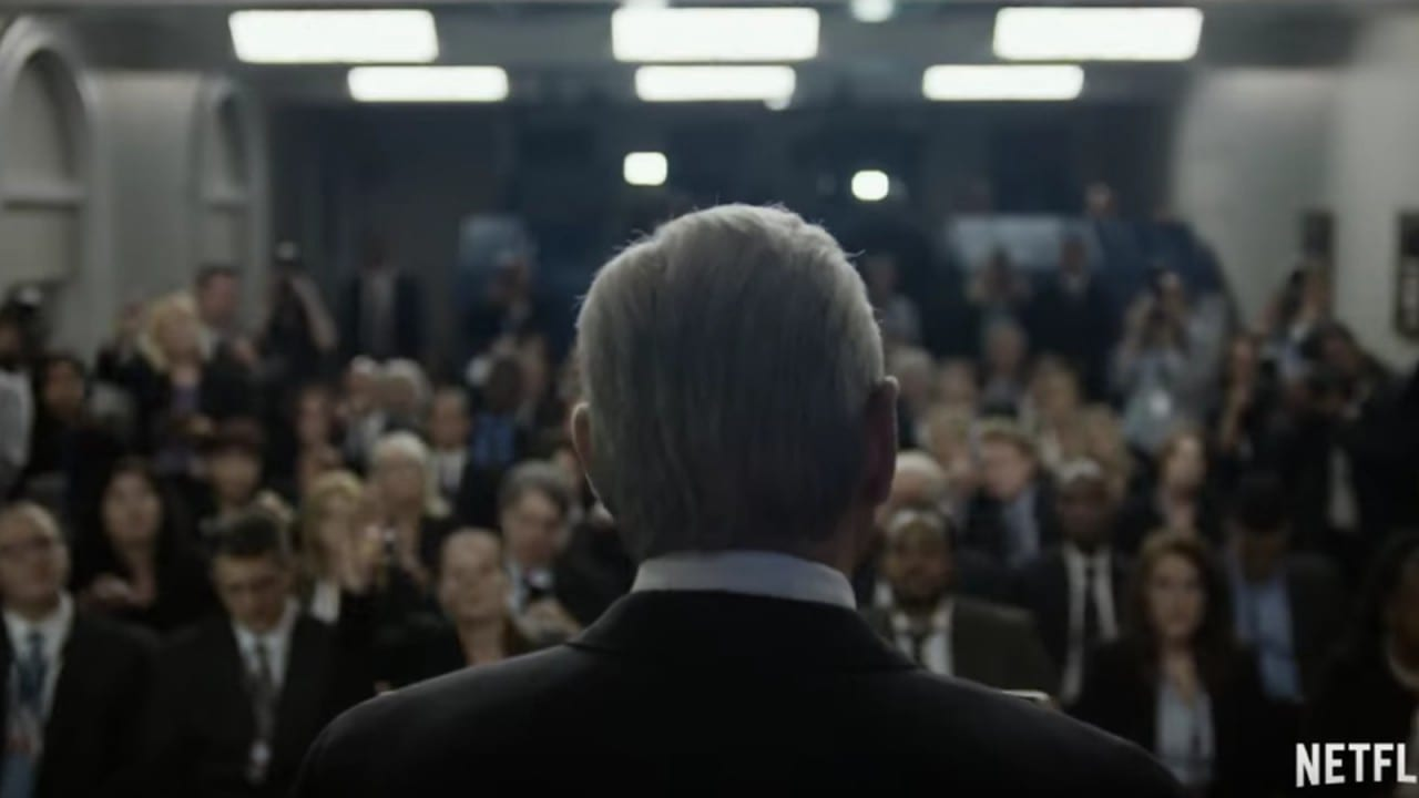 House of Cards – Season 5 Official Trailer