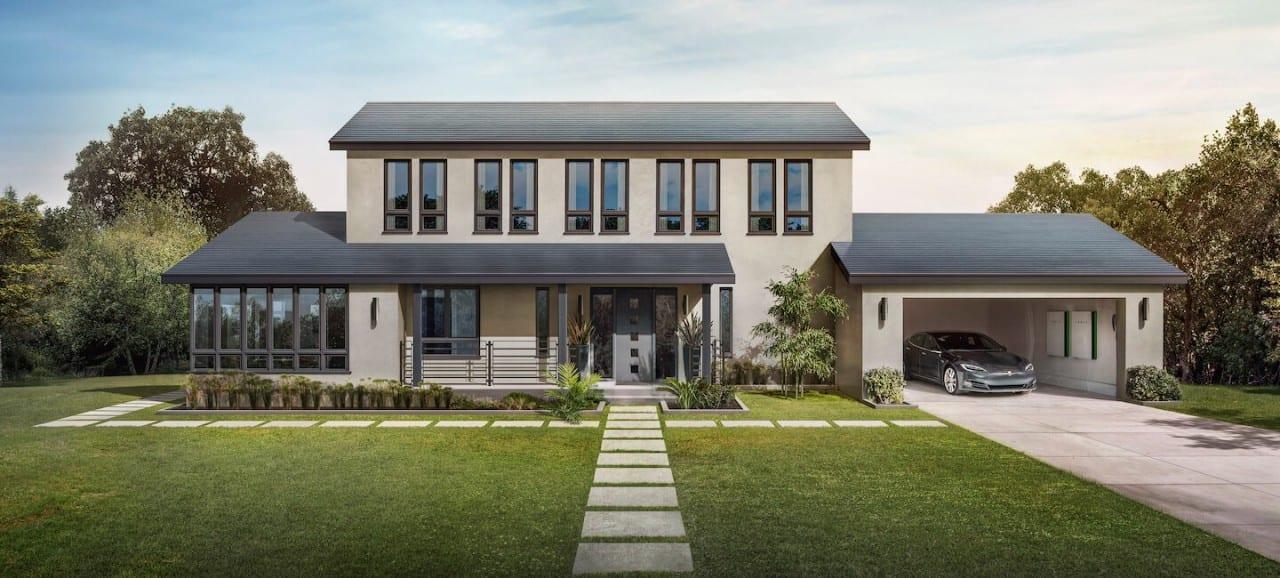 Αποκάλυψη για το Tesla Solar Roof