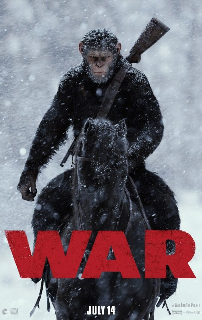 War for the Planet of the Apes – Sneak Peek #2