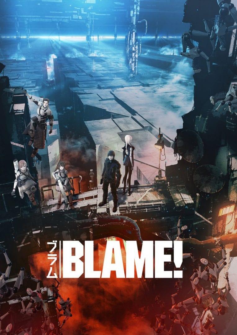 Blame! – Official Trailer