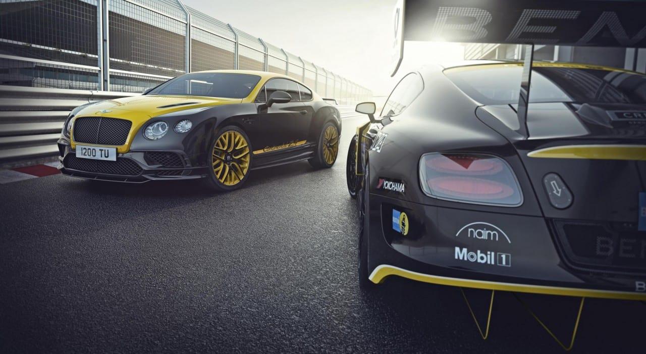 Bentley Nürburgring 24 Hours
