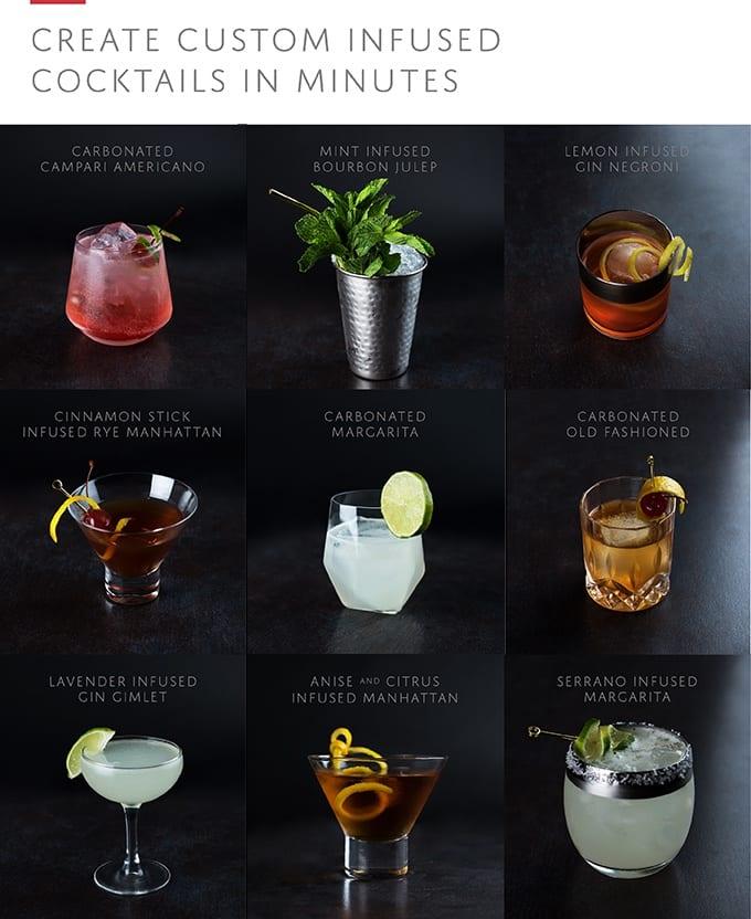 Alchemix Liquor Infuser