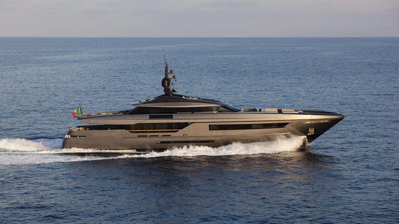 Baglietto 46M Fast Yacht