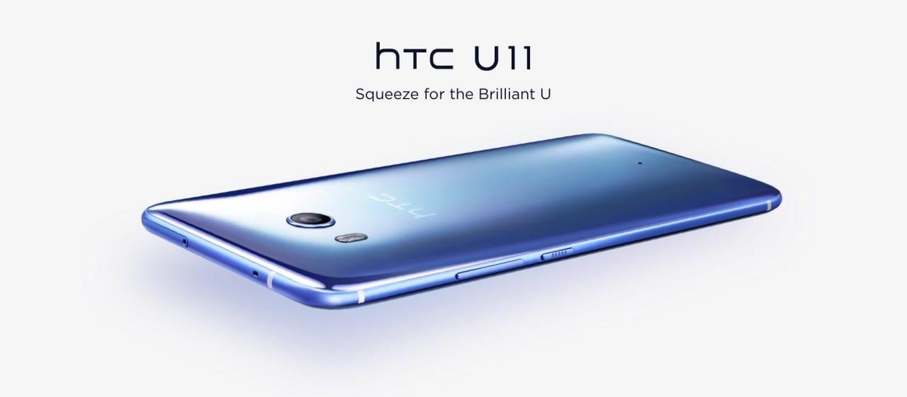 Η ναυαρχίδα HTC U11 με Snapdragon 835