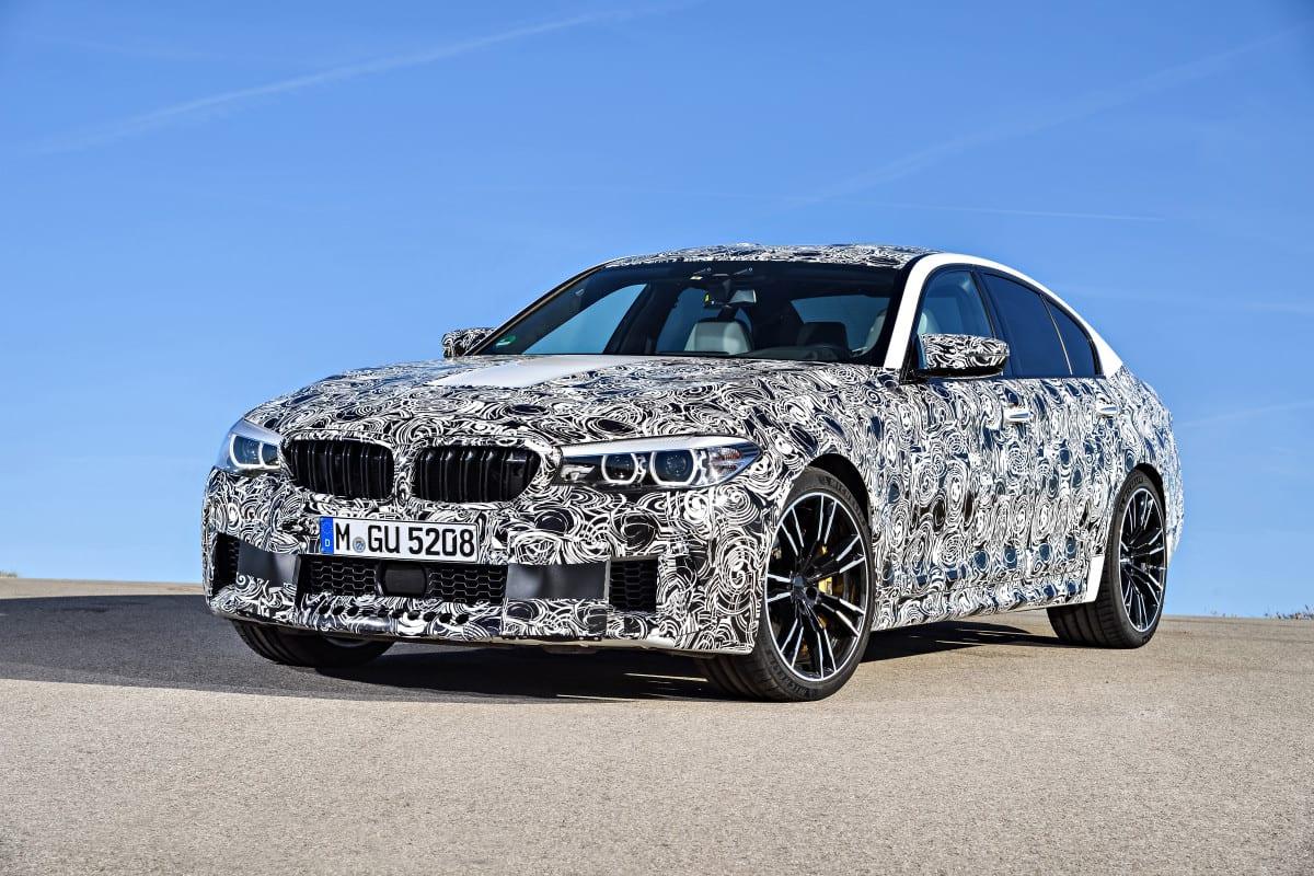 BMW 6th Generation M5
