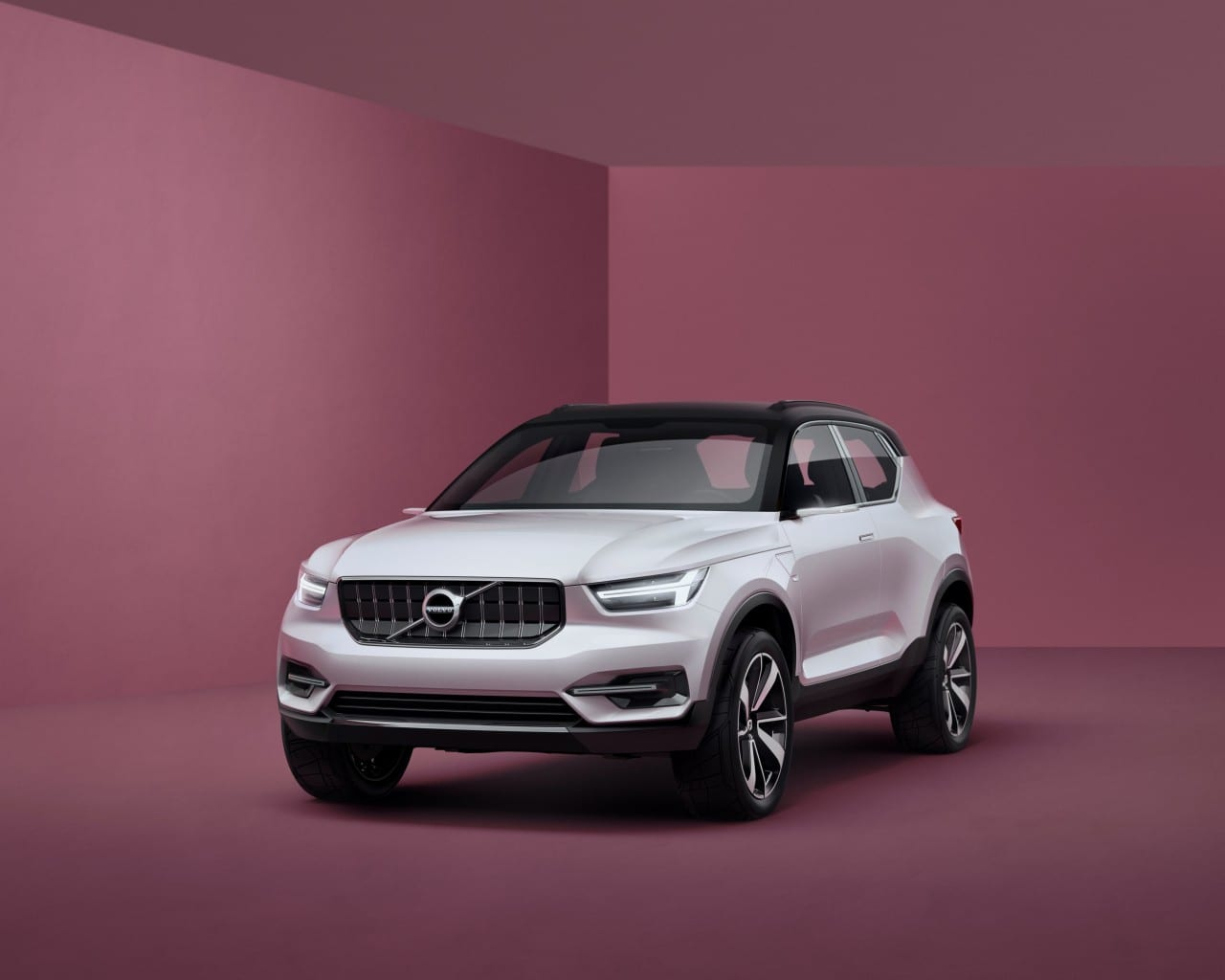 Volvo XC20 Compact Crossover