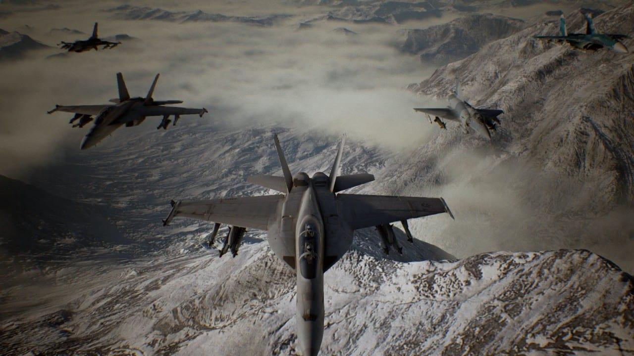 Απίστευτο Ace Combat 7 – Νέες E3 2017 Screenshots
