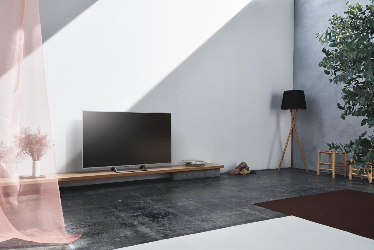 Sony XE70 4K HDR σειρά τηλεοράσεων