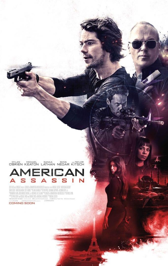 American Assassin – Trailer #1