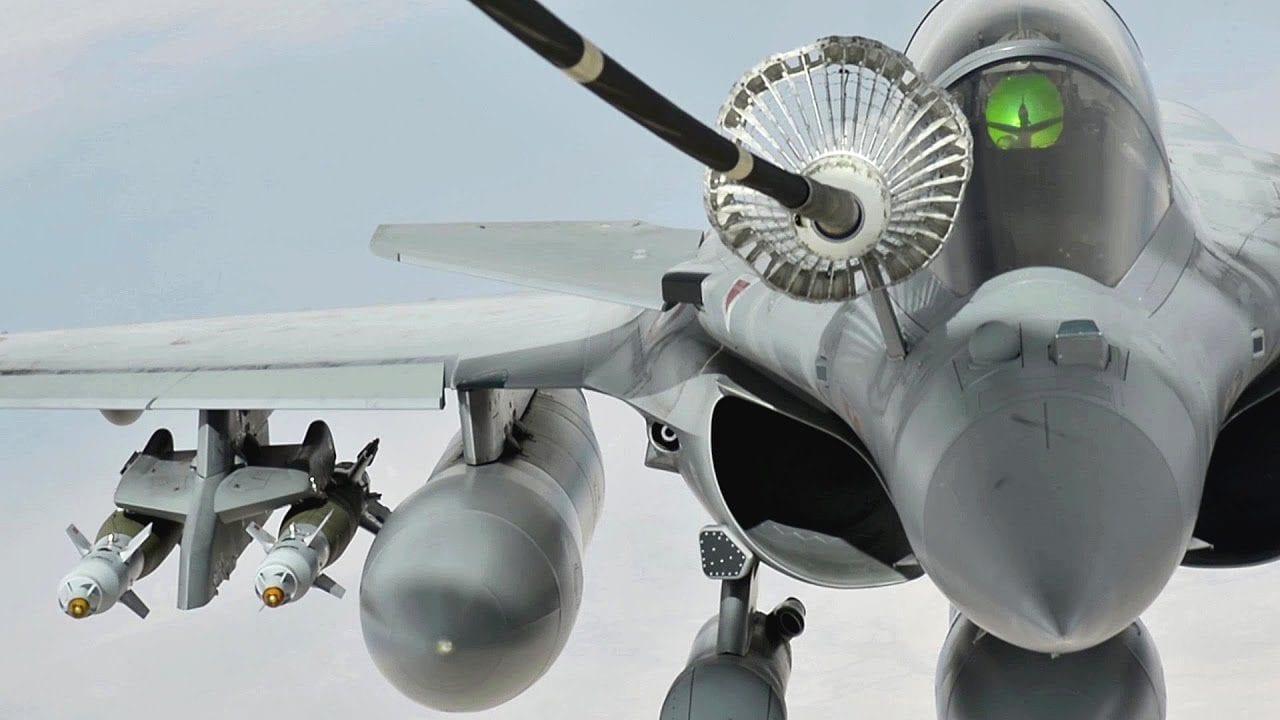 Dassault Rafale – Preflight-check και Απογείωση