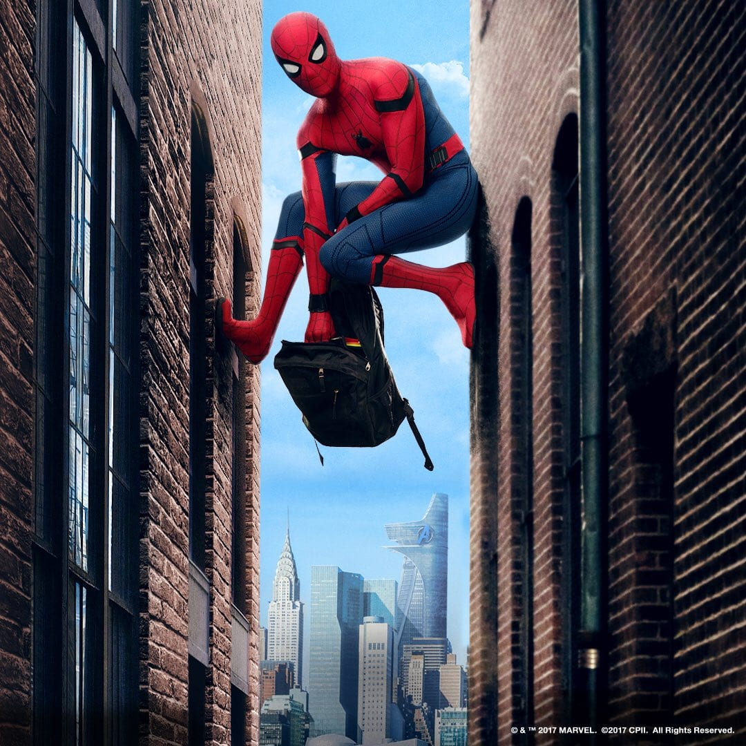 "Spider-Man – Homecoming ""Virtual Reality"""