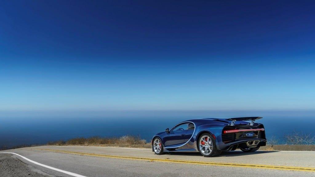 The Grand Tour – Bugatti Chiron