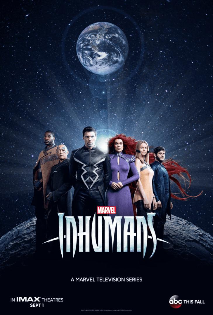 Marvel's The Inhumans – Trailer #1