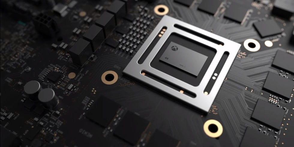 Project Scorpio Xbox Development Kit