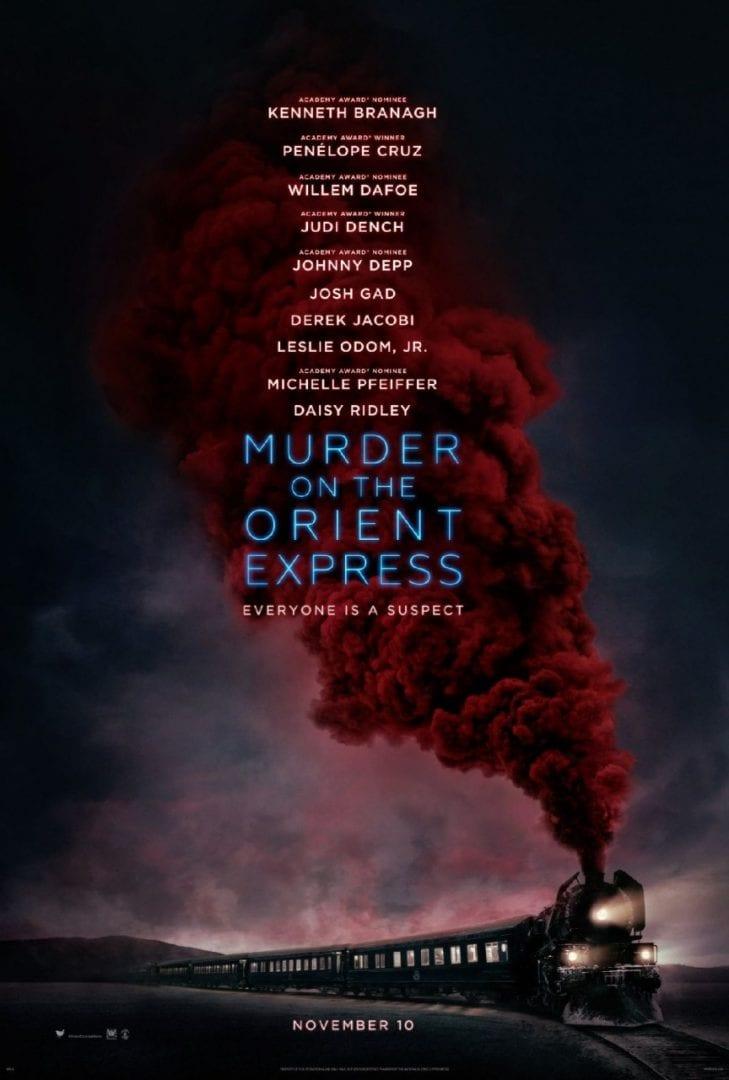 Murder on the Orient Express – Trailer #1