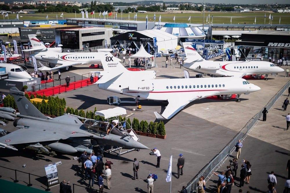 Paris Air Show 2017 Overview