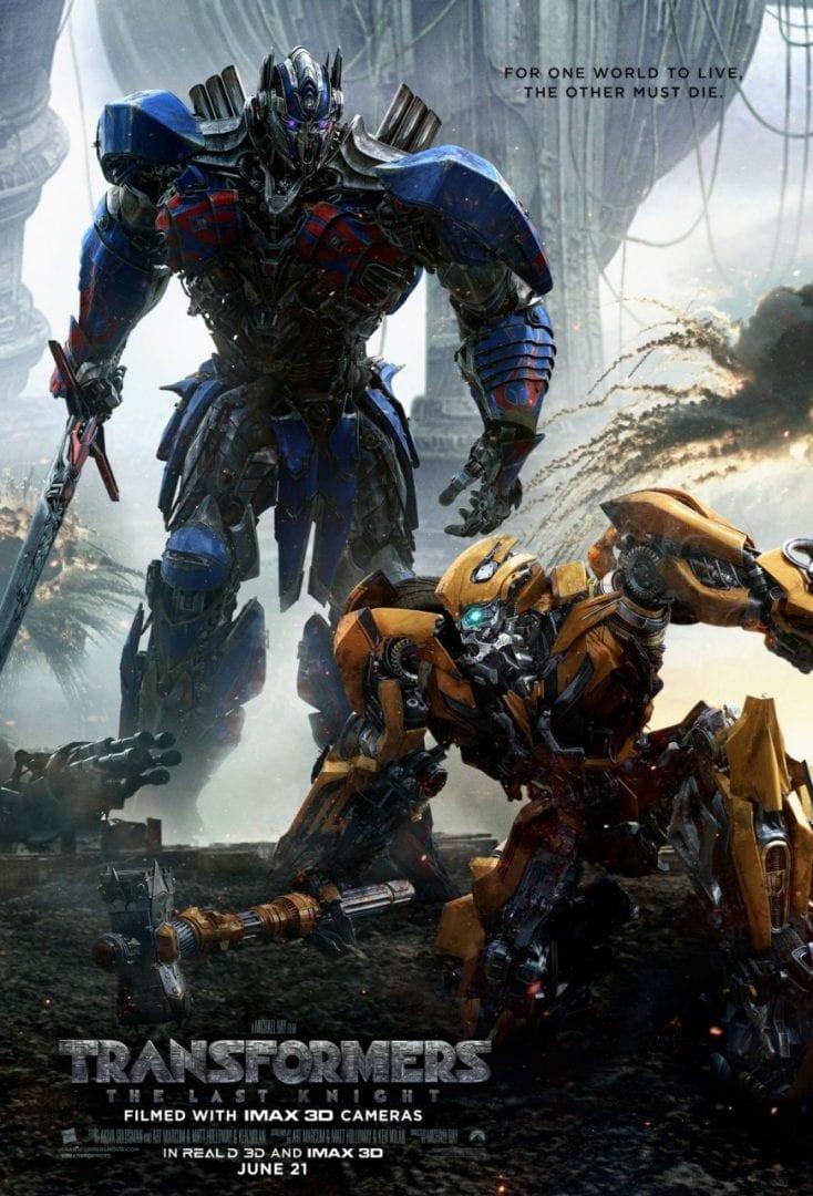 Transformers 5: The Last Knight – International Trailer