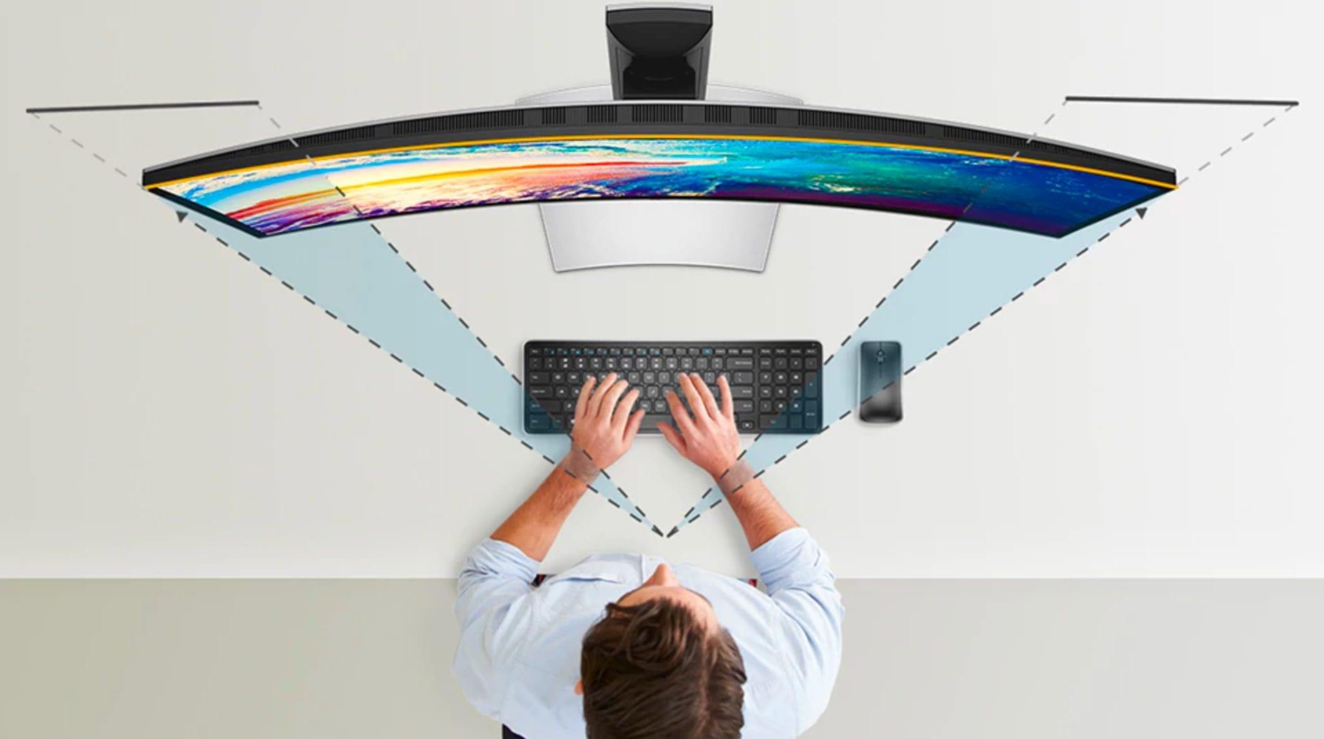 Dell Curved U3818DW – Ένα 38″ curved για το γραφείο
