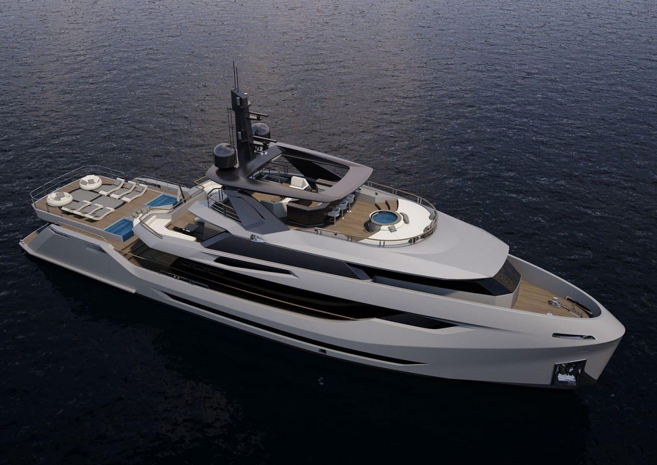 Greywolf Explorer Yacht