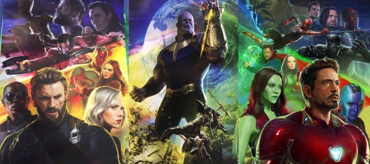 Marvel Comic-Con Poster