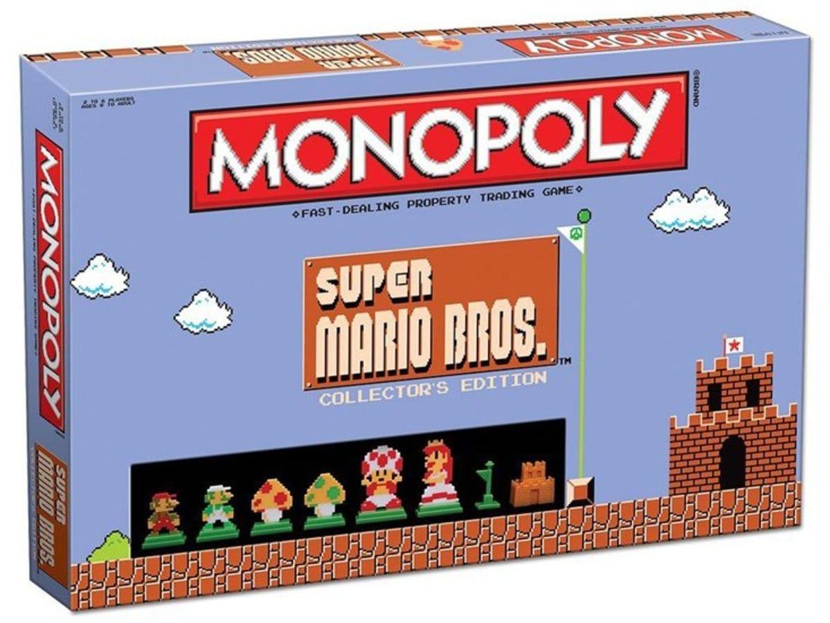 'Super Mario' Monopoly