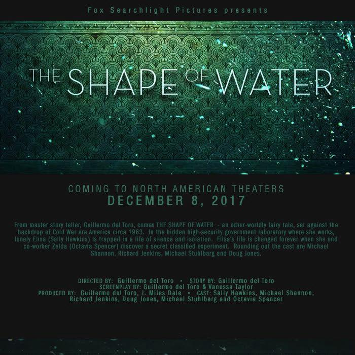 The Shape of Water – Trailer #1