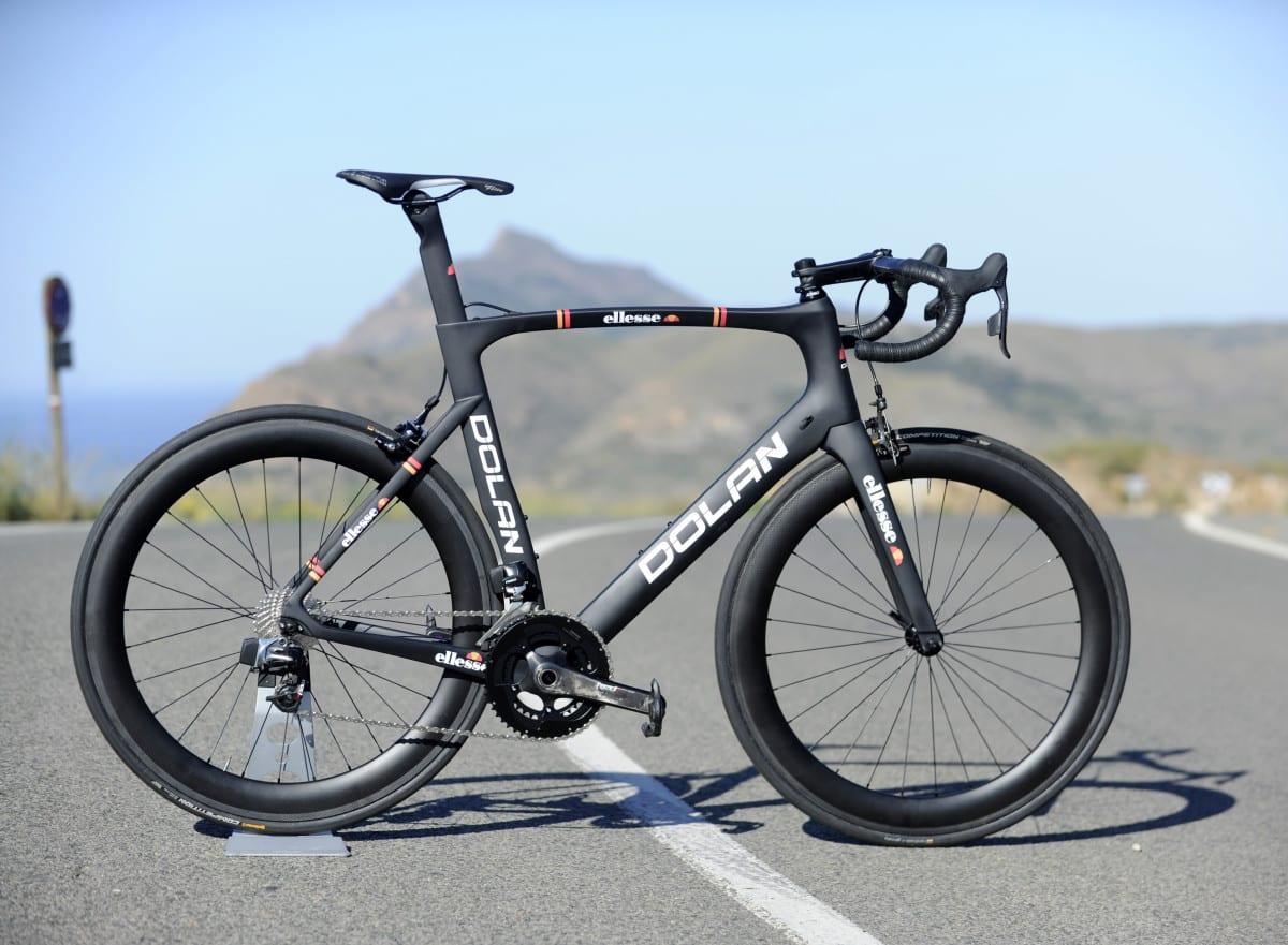 Special Edition ellesse x Dolan ποδήλατα