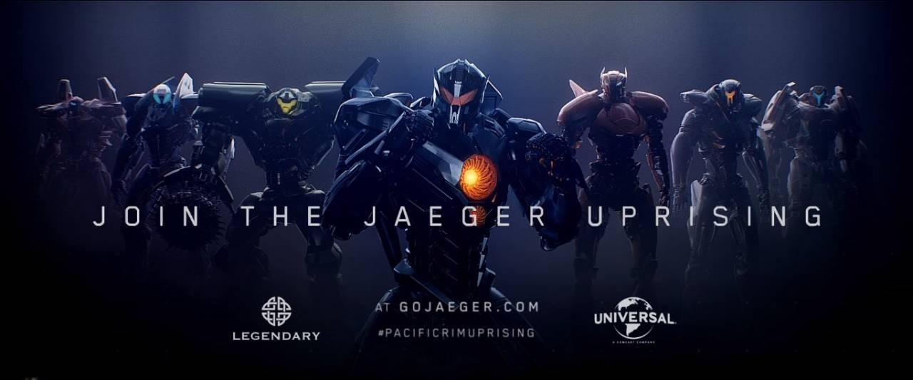 Jaeger Uprising – Τrailer #1