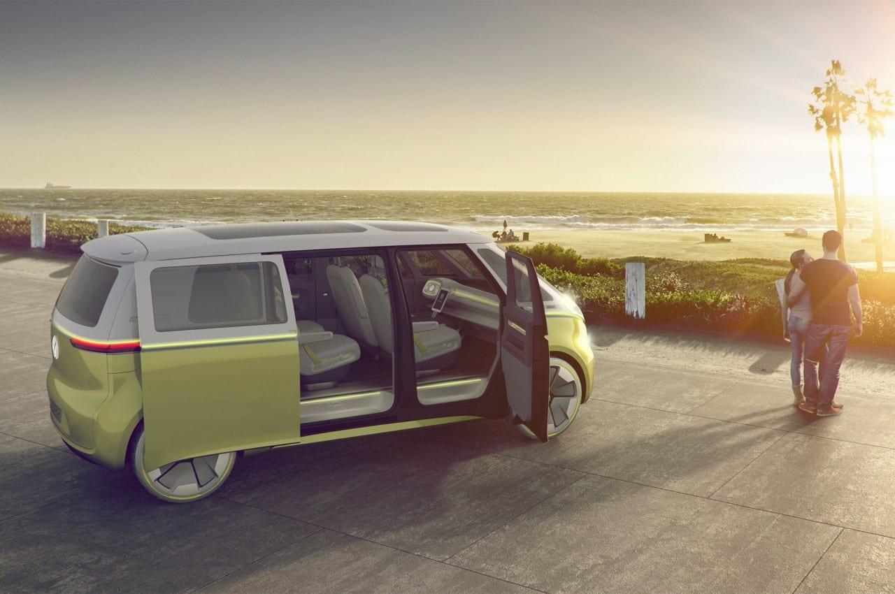 Volkswagen I.D. BUZZ – The Concept Car in Pebble Beach