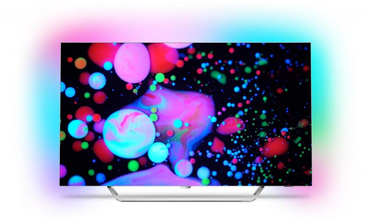 Philips Ambilight 2017 OLED TV