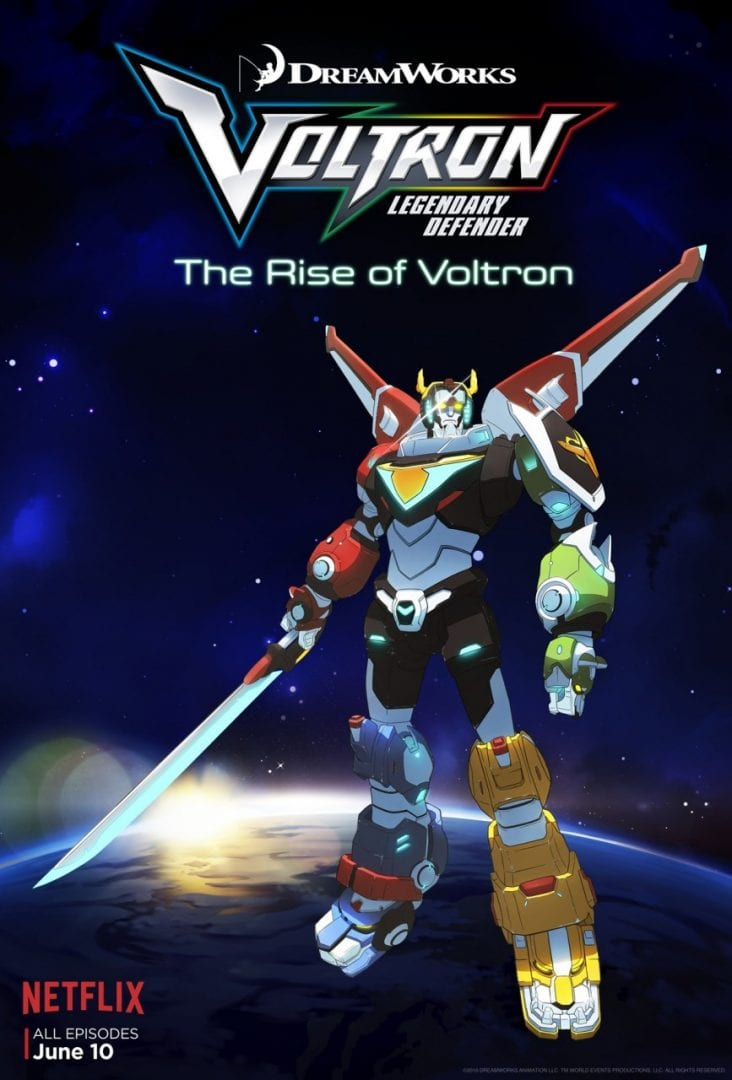 Voltron – Official Season 3 Trailer
