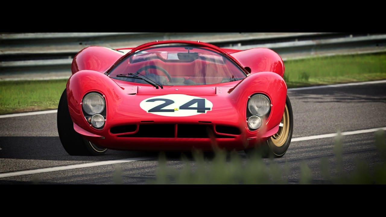 Assetto Corsa Ferrari 70ᵗʰ Anniversary Celebration Pack