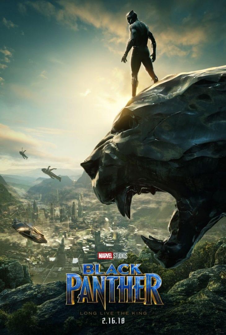 Black Panther – Trailer TV Spot