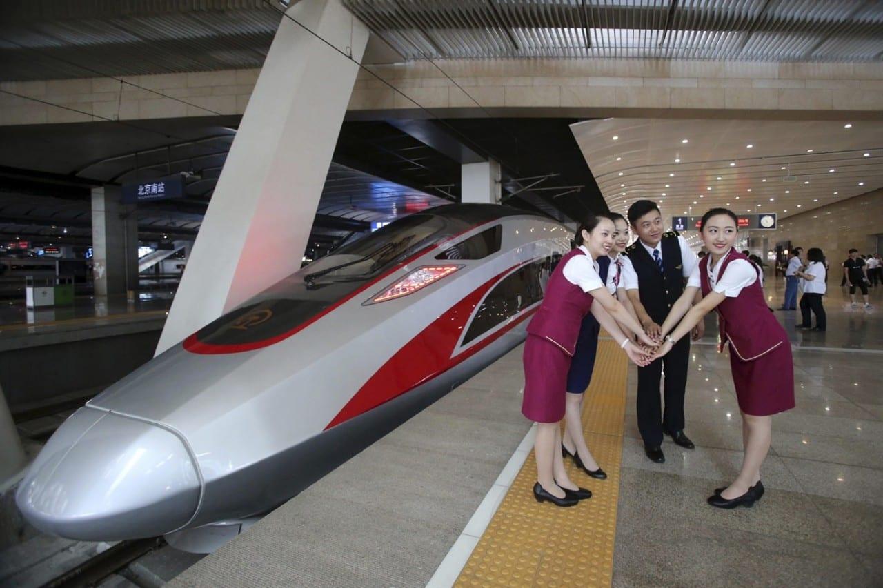 Το ταχύτερο bullet train στον κόσμο