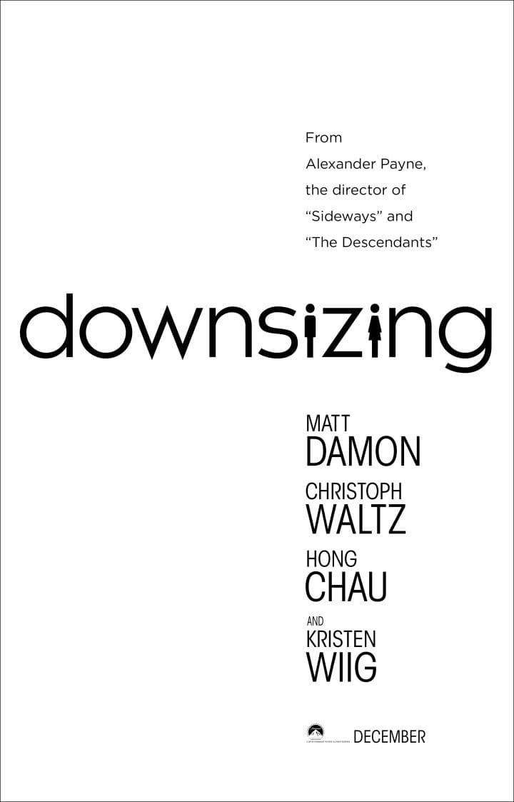 Downsizing – Official Trailer #1