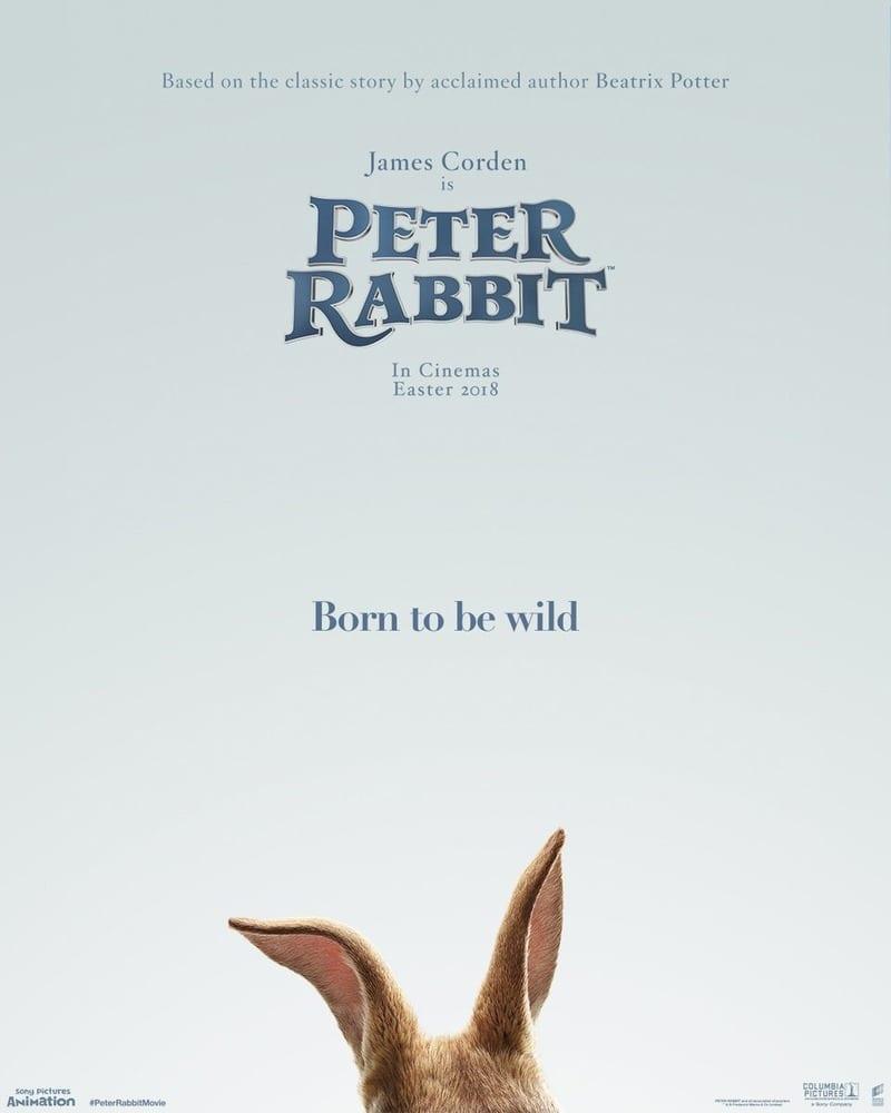 Peter Rabbit – Trailer #1