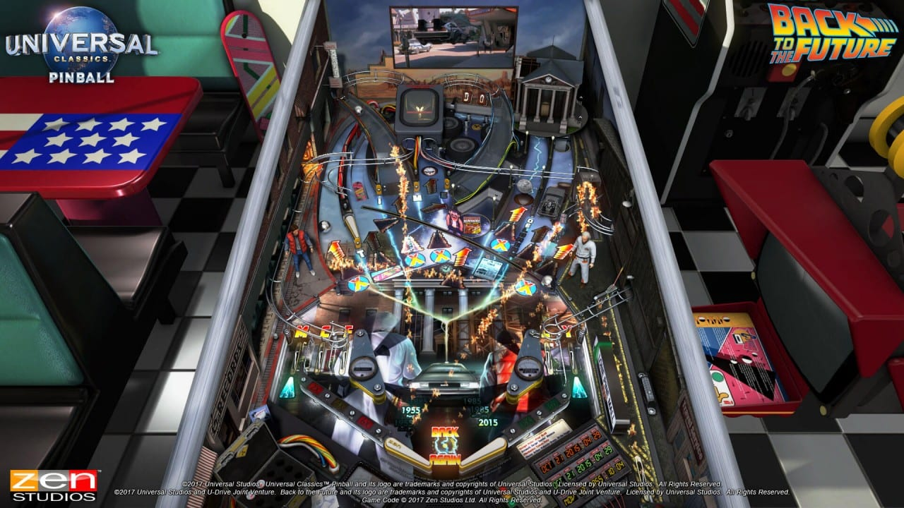 Pinball Fx3 Back To The Future Pinball Table Trailer Gadgetfreak Not Just Tech