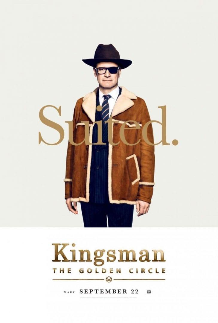 Kingsman 2: The Golden Circle – Becoming Kingsman Trailer