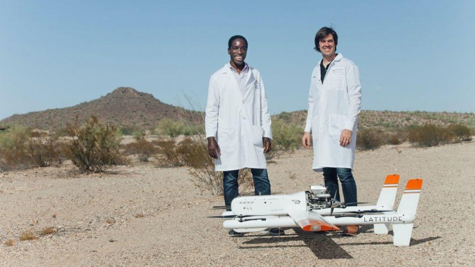 Ένα drone για την υγεία