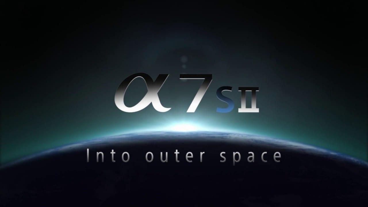 α7S II into Outer Space – Τυφώνας στο διάστημα