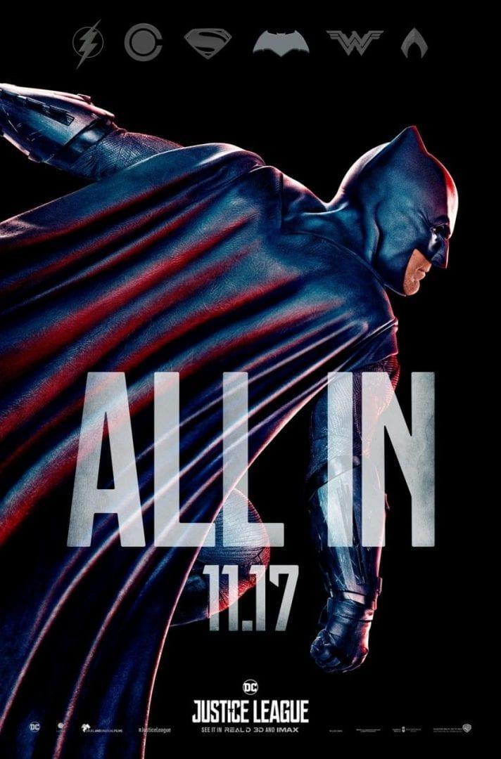 Justice League – Final Trailer