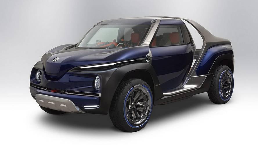 45th Tokyo Motor Show – Yamaha Cross Hub Concept