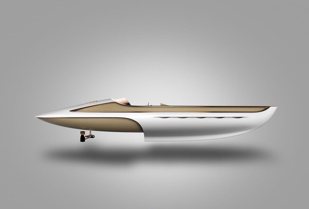 Dune Hybrid Boat Concept