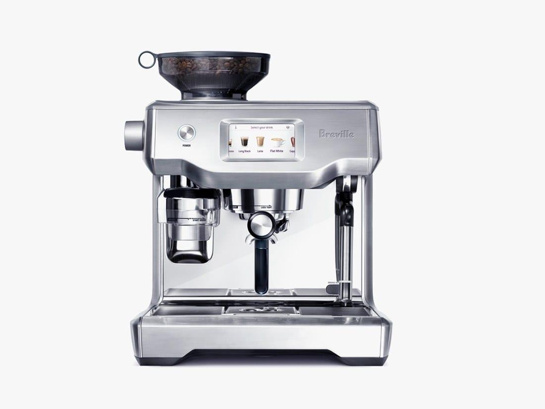 Breville Oracle Touch Espresso Machine Gadgetfreak :: Not Just Tech