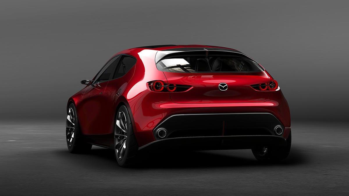 45th Tokyo Motor Show – Mazda Kai Concept