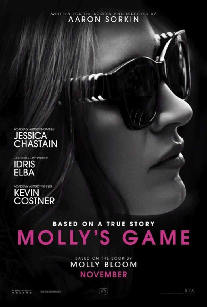 Molly's Game – Trailer #2
