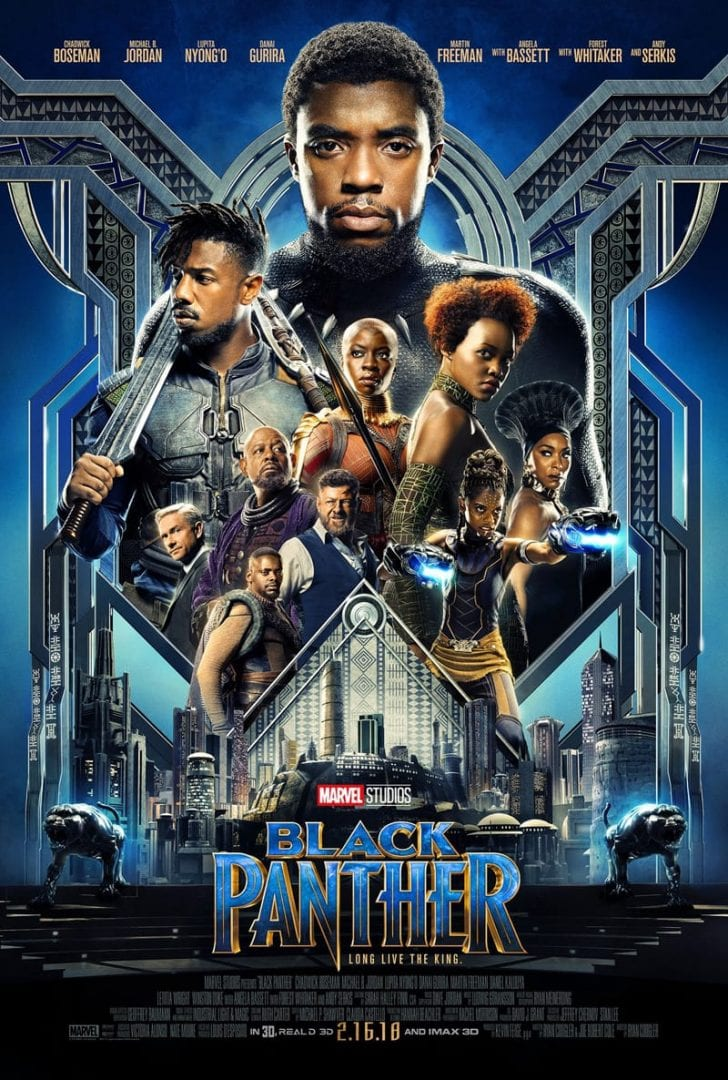 Black Panther – Official Trailer