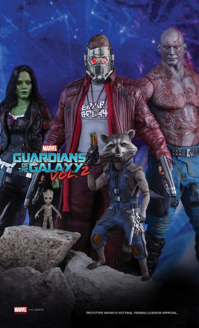 Guardians of the Galaxy Vol. 2 –  VFX Breakdown